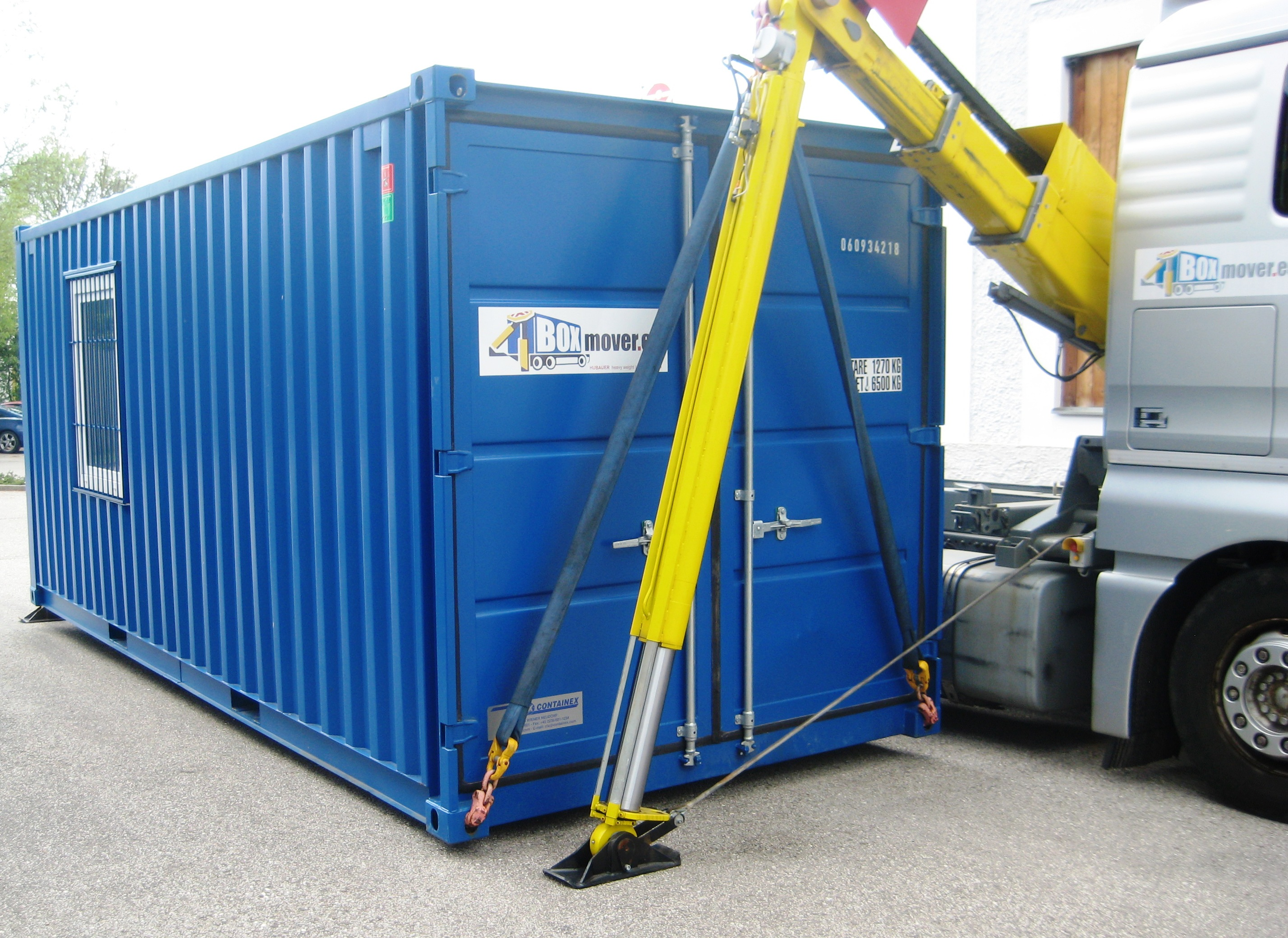 Occasioncontainer achetez votre container au meilleur for Container bois occasion