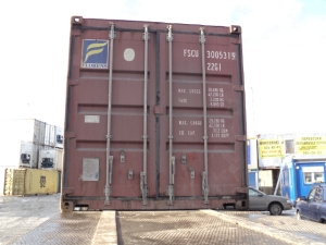 container 34
